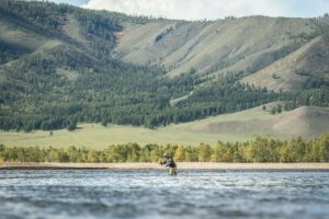 Fly Fishing Mongolia - Aussie Fly Fisher