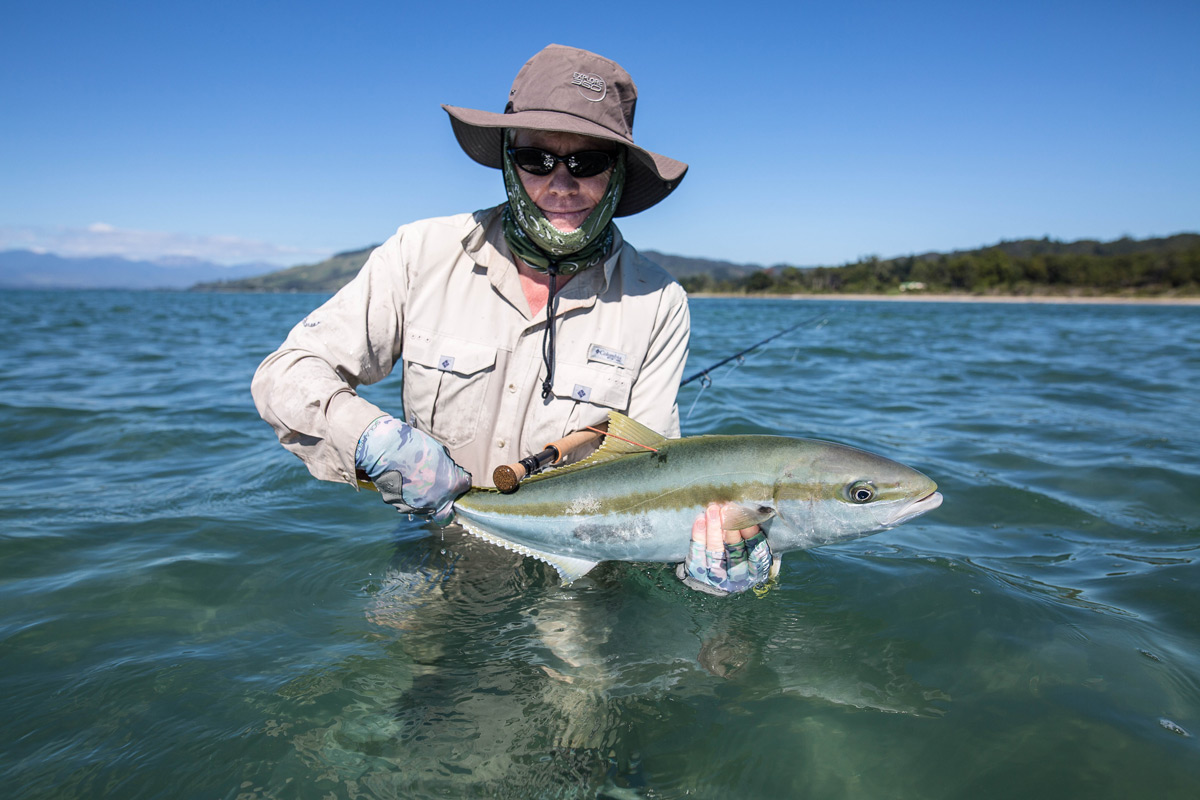 South island new zealand aussie fly fisher for New zealand fish